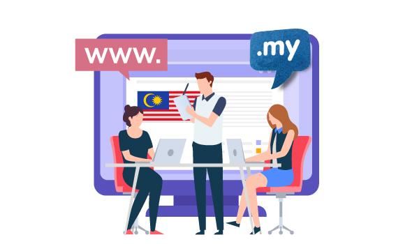 #1 Malaysian Web Hosting Registrar