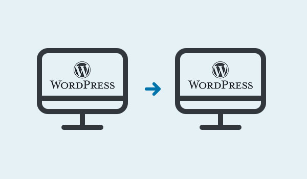 Cloning of WordPress