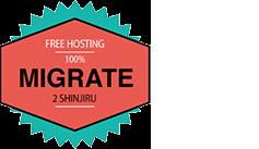 Migrate to Shinjiru for FREE