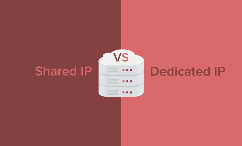 Shared And Dedicated IP